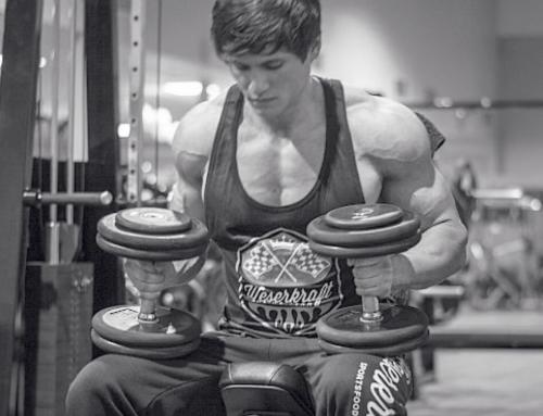 André Volkmann über Bettergy, Bodybuilding und Ernährungsberatung (#023)