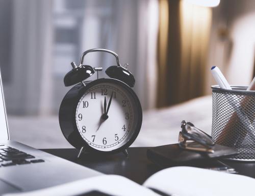 Der Mythos «Ich habe keine Zeit» (#030)